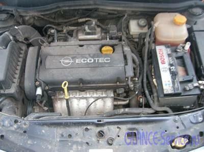Чип Тюнинг Opel