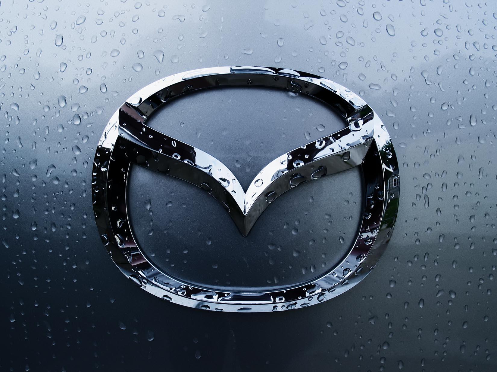 Mazda Logo Glance Service